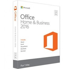 Office Home & Business 2016 for Mac 日本語版