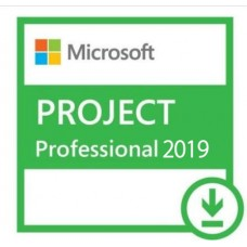 Microsoft Project Professional 2019 日本語版