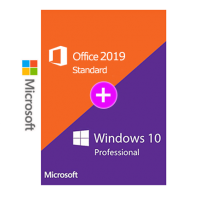 Windows 10 Pro + Office 2019 Standard 日本語版